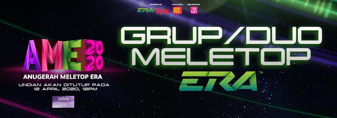 Grup/Duo MeleTOP ERA
